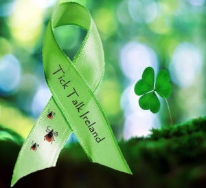 Tick Talk Ireland Logo by Pauline Reid